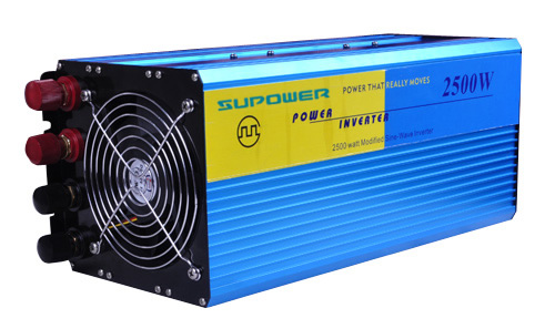 2500 Watt Modified Sine Wave Inverter