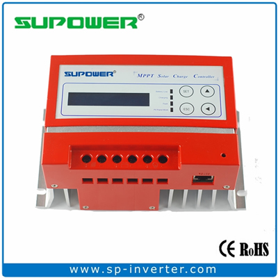 10A MPPT Solar Charge Controller with LCD display